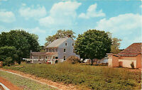 Postcard The Amish Homestead