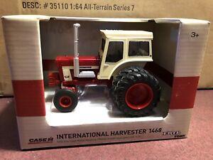 ERTL   1:32 Diecast International Harvester 1468 Tractor w/ Duals & V8 engine