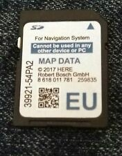 GENUINE SUZUKI SX4 S-CROSS VITARA SLDA BOSCH SD CARD EUROPE MAPS 39921-54PA2