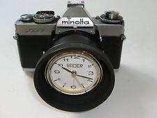 Minolta XD 7 mit Uhr