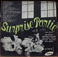SURPRISE PARTIE VOL.2 VESPA SCOOTER RARE FRENCH LP