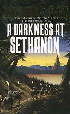 A Darkness at Sethanon (The Riftwar saga), Feist, Raymond E., Very Good Book