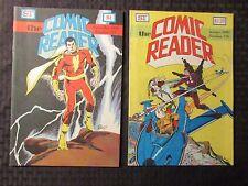 1979 COMIC READER #172 VF #176 VF- Shazam - Machine Man
