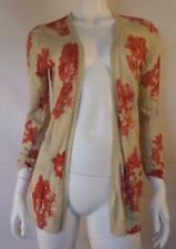 Cárdigans de mujer multicolor de 100% algodón