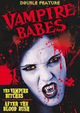 Vampire Babes Double Feature: After the Blood Rush (2009) / The Vampire NEW DVD
