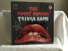 HTF The Rocky Horror Trivia Game 2005, 30th Anniversary -sealed Box.