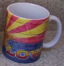 Coffee Mug Explore America Show Low Arizona New 11 ounce cup with gift box