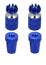 Apex RC Products Blue Futaba / Spektrum DX6i DX7S DX8 DX9 TX Gimbal Sticks #1700