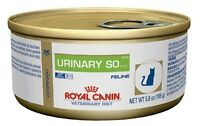 Royal Canin Veterinary Diet Feline SO Urinary Wet Cat Food - 24 x 5.8 oz Cans
