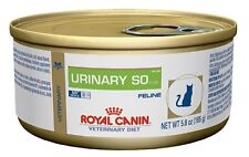 New listing Royal Canin Veterinary Diet Feline So Urinary Wet Cat Food - 24 x 5.8 oz Cans