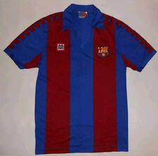 camiseta FC BARCELONA MEYBA 84-89 vintage shirt maglia barsa futbol lfp home
