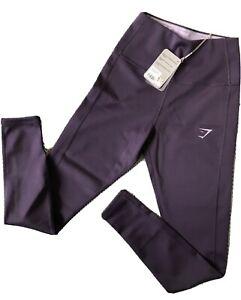 Gymshark Reversible Leggings Size XS NWT