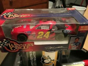 F61 1997 DUPONT JEFF GORDON 1:24 DIE CAST NEW IN BOX NASCAR NIB FREE SHIPPING