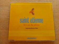 Saint Etienne Featuring Etienne Daho – He's On The Phone - CD Single
