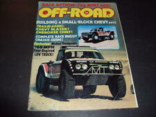Off-Road June 1975 Buiding A Small-Block Chevy, Mickey Thompson ID:46027