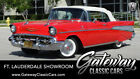 1957 Chevrolet Bel Air/150/210  Matador Red 1957 Chevrolet Bel Air  283 V8  2 Speed Automatic Available Now!