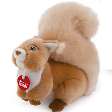 Peluches Trudi scoiattolo GINGER 24 cm Top quality made in Italy