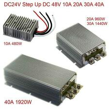 Converter DC24V Step Up 48V 10A 20A 30A 40A Power Supply Module Waterproof