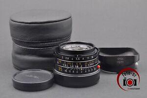 Leica Summicron M 2/35mm. vers.4 King of Bokeh / FOTO-DF // 210142