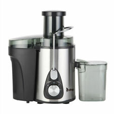 ZOKOP 600W Juicer Machine with 3'' Wide Mouth, Dual Speed Centrifugal Juicer Sta