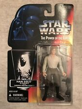 Star Wars The Power Of The Force Han Solo In Carbonite With Carb Freezing Chambr