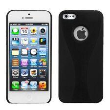 Custodie preformate/Copertine nero per iPhone 5