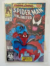 Spider-man Unlimited #1 Signed Ron Lim # 4136/10000 CERTIFIED