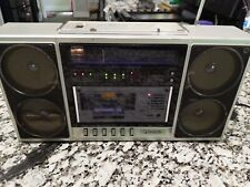 Vintage Panasonic Ambience RX-F35 Boombox Ghetto blaster works sounds awesome!