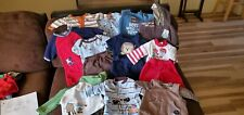 Baby boy size 0-3 months outfits lot