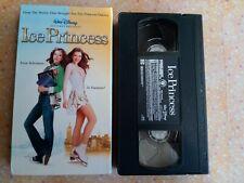 Walt Disney's ICE PRINCESS (VHS) Michelle Trachtenberg, Joan Cusack