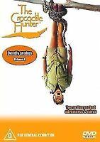 Crocodile Hunter : Volume 4 (DVD, 2002) Steve Irwin