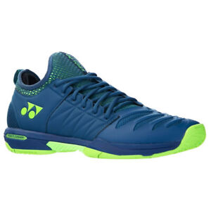 Yonex Fusion Rev 3 Clay Navy Mens Tennis Shoes