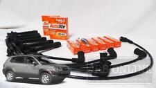 Hyundai Tucson JN81 G6BA 2.7L V6 04~10 IGNITION LEADS & SPARK PLUGS SERVICE KIT