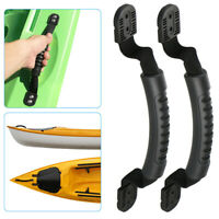 2PCS Boat Luggage Side Mount Carry Handles Fitting for Kayak Canoe Boat