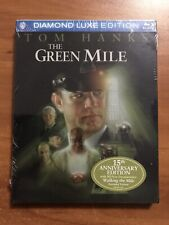 The Green Mile - Diamond Luxe Edition (15th Anniversary) (Blu-ray Disc, 2014)