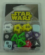Star Wars Edge of Empire/Force and Destiny/Age of Rebellion Dice Set FFGSWE04