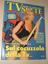 TV SETTE=1995/30=ENRICA BONACCORTI=ALESINI=PESATURO=BERTUZZI=BOI=GRASSIA=MORGIA=