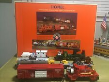 Lionel 6-21753 Fire Rescue Service Station Exclusive Set 1998