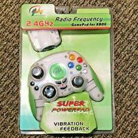 New Wireless Controller for the Original Microsoft Xbox