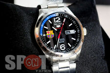 Seiko FCB Barcelona 24 Jewels Automatic Men's Watch SRP301J1