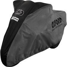 Oxford Dormex Interior Motocicleta Cubierta protectora de polvo Hoja Crucero Bicicleta Grande