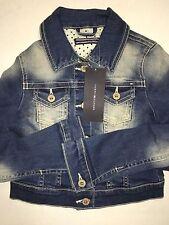 Tommy HILFIGER Giacca di Jeans Bambina 1-2 ANNI. prezzo consigliato £ 90