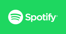 Spotify Premium Account Subscription - 1 Year | New or Use your Own Account
