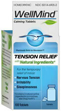 WellMind Tension Relief (Formerly Neurexan), BHI, 100 tablet