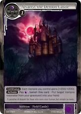 Force of Will Alvarez, the Demon Castle - CMF-078 - R PACK FRESH MINT UNPLAYED
