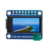 1X(Ips 0.96 Inch 8 Pin Spi Hd 65K Full Color Tft Module St7735 Drive Ic 80  3V5)