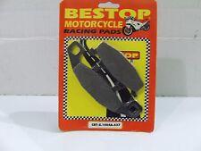 Bestop Hyosung, Kawasaki, Suzuki Motorcycle Racing Brake Pads VD427 SBS597