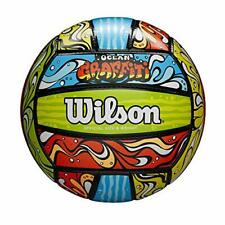 Wilson Graffiti Beach Volleyball Professional Level Official Size Durable