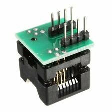 SOIC8 SOP8 to DIP8 EZ Programmer Adapter Socket Converter Module With 150mil