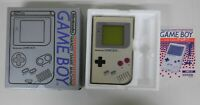U1356 Nintendo Gameboy console Gray Japan GB w/box
